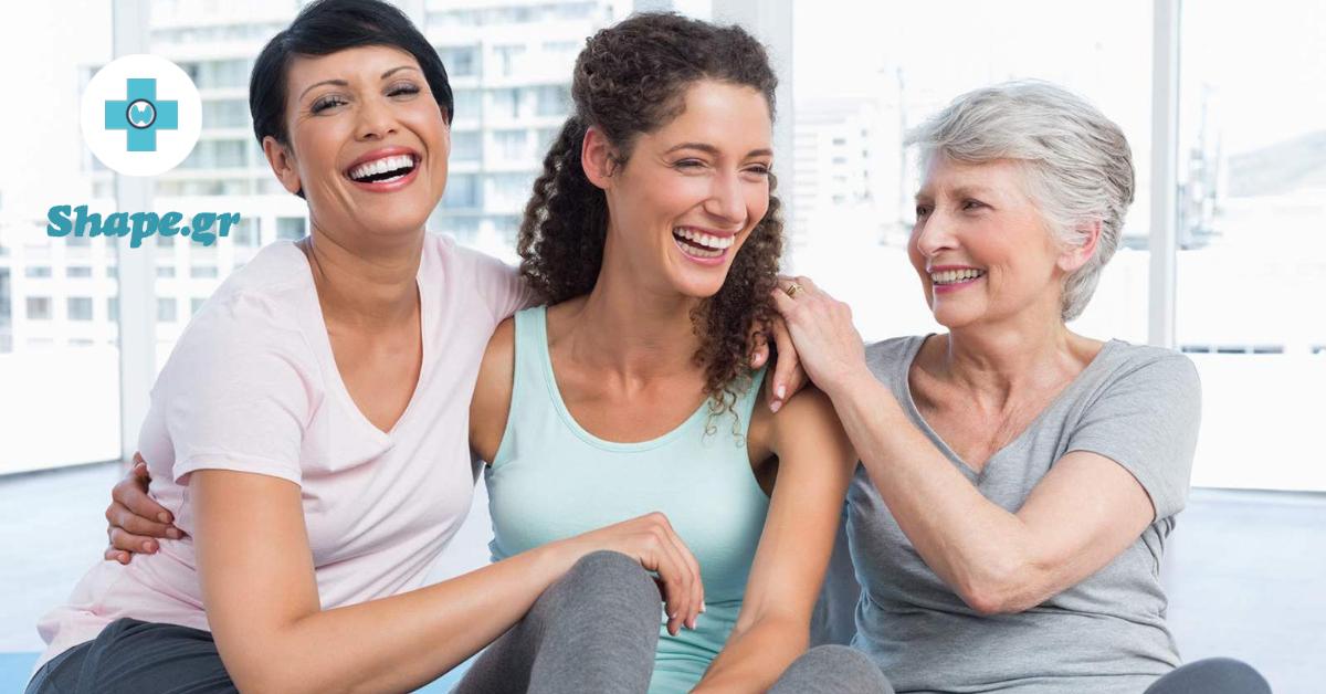 Η υγεία της γυναίκας σε κάθε 10ετία